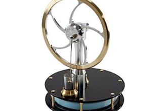 Zuigermotoren 3: de Stirlingmotor