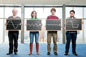 Natuurkundige begrippen in de muziek: Fourieranalyse