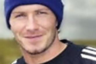 De vrije schop van David Beckham