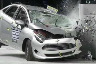 TNO, de crashtest