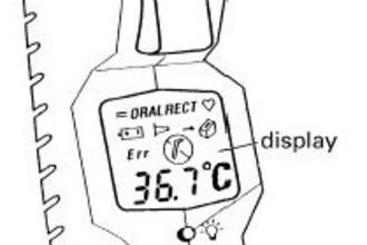 Oorthermometer (VWO-1 2001)