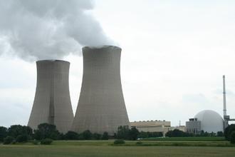 Een kerncentrale