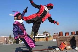 Acrobatiek: analyse van een beweging