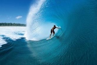 Surfen voor elektronen