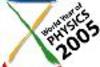 2005: Jaar van de Natuurkunde