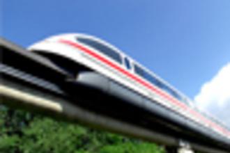 Elektromagnetische trein (HAVO12 2000)