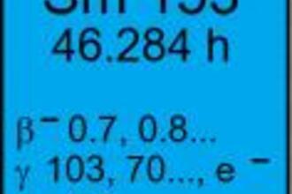 Samarium-153 (HAVO, 2015-1, opg 2)