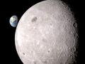 Achterkant maan
