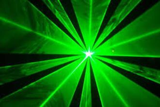 Laserpulsen (voorbeeldexamen quantum)