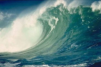 Tsunami (VWO pilotexamen, 2014-1, opg 1)
