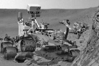 Curiosity (HAVO pilot examen, 2014-1, opg 3)