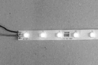 LED-lint (havo voorbeeldexamen 2015, opg. 6)