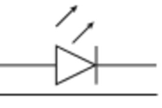 De werking van een LED