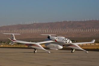 SpaceShipOne (HAVO examen, 2018-1, opg 3)