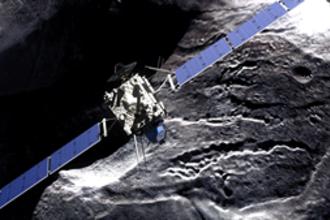 Rosetta (HAVO examen, 2018-2, opg 3)