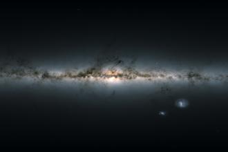 Een ballet van 1,7 miljard sterren