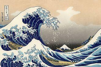 Het ontstaan van eb en vloed
