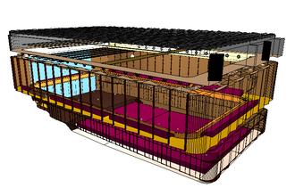 Hoe ontwerp je een concertzaal en popzaal ineen?