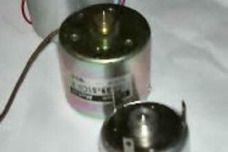 Elektromotor zonder weekijzeren kern