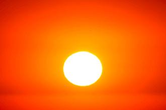 De leeftijd van de zon