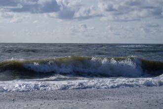 De zeespiegel stijgt, maar niet overal evenveel
