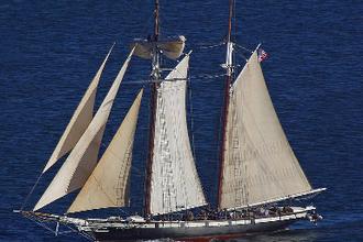 Grote zeilschepen