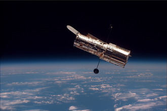 30 jaar Hubble Space Telescope