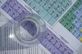 Voorbij de grenzen periodiek systeem