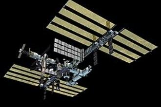 In recordtijd naar ISS