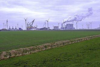 Eerste fase Battolyser in Eemshaven