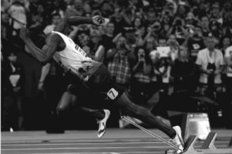 Usain Bolt (HAVO examen, 2021-3, opg 5)