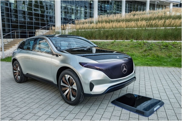 Natuurkunde Nl Draadloos Laden Elektrische Auto In