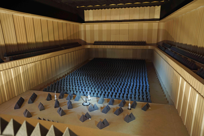 Schaalmodel concertzaal
