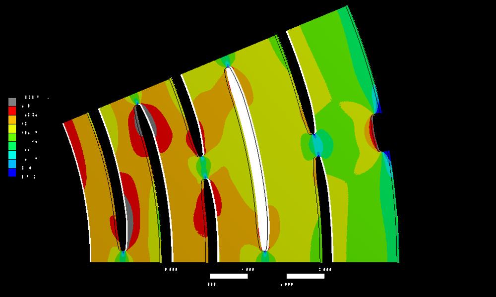 Simulatie kracht op magneetplaat