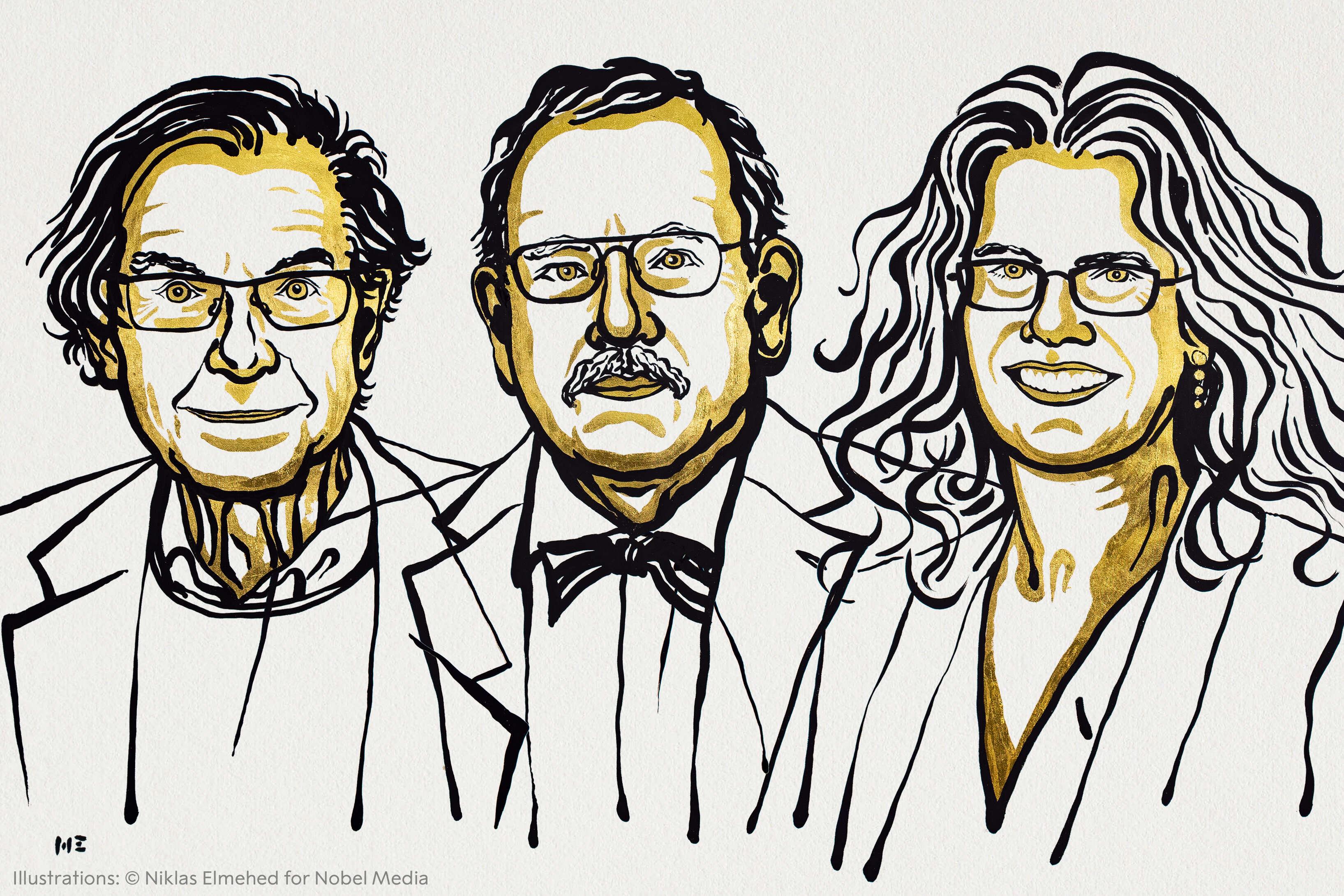 Winnaars Nobelprijs voor de Natuurkunde 2020