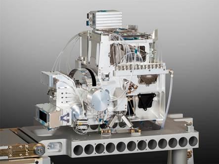 Satellietinstrument Tropomi